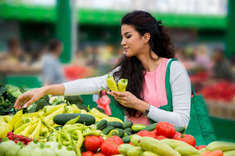 vegetable-shopping